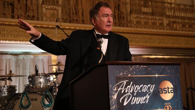 Royal Caribbean Group Chairman and CEO Richard Fain.