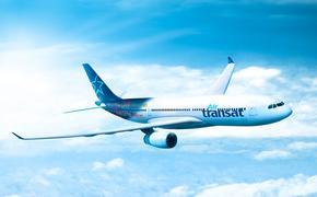 Avion de Transat