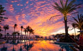 Seafire Sunsets: Cayman Islands