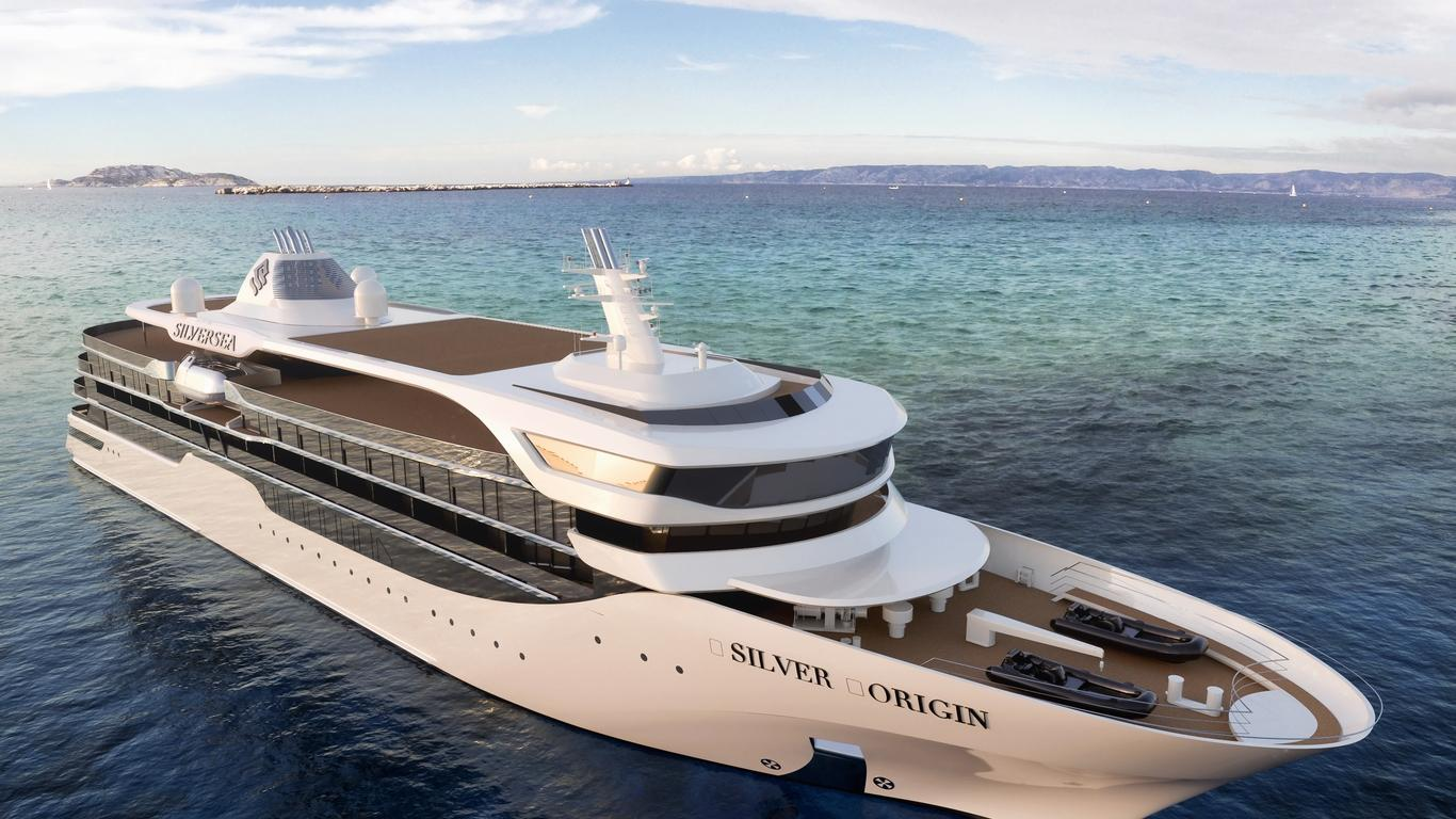 Silversea Introduces Purpose-Built Galapagos Ship