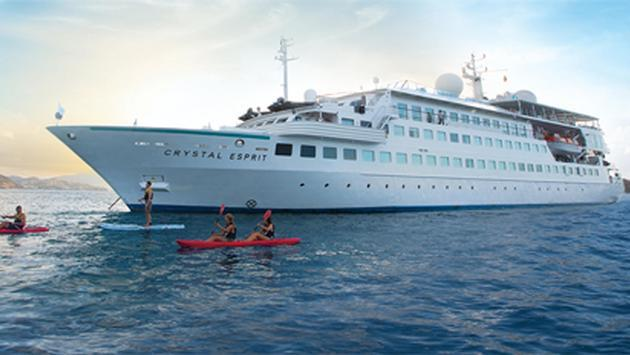 Crystal Esprit offers $99 Roundtrip Air on select itineraries