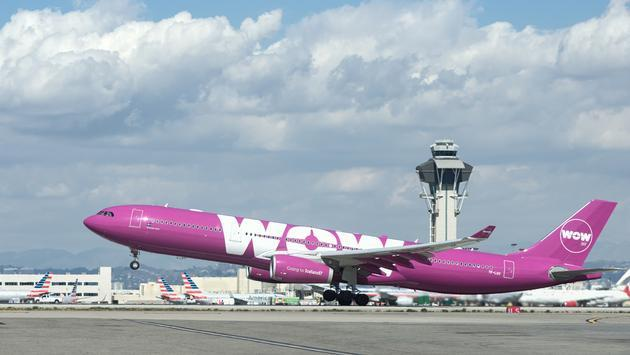 Wow Air Offers Big Seat To Europe Iceland For Discounted
