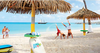 Save up to 24% and Enjoy Aruba with One Happy Family!