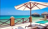 A private pool area at Playa's Sanctuary Cap Cana