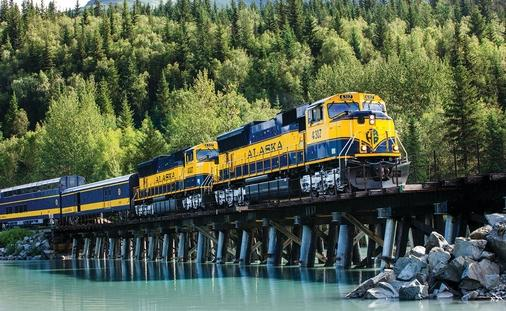Plan your Trip to Alaska with the 2019 Summer Brochure!