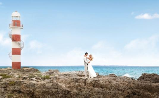 Hyatt Ziva Cancun wedding