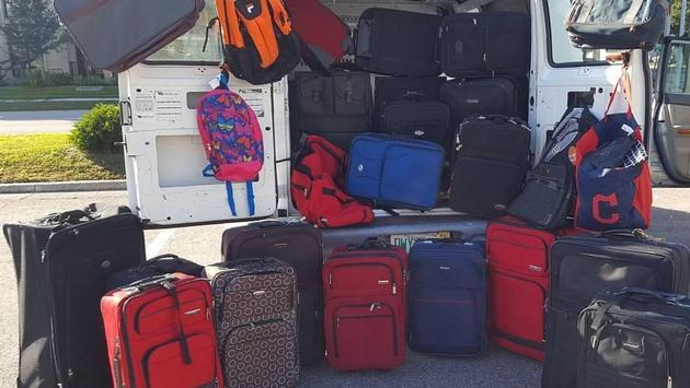 bags, luggage, travel