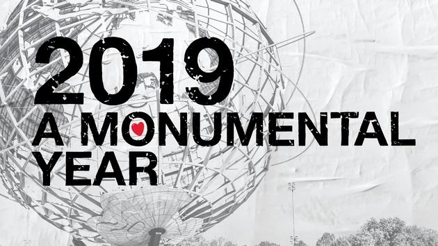 2019: A Monumental Year for New York City