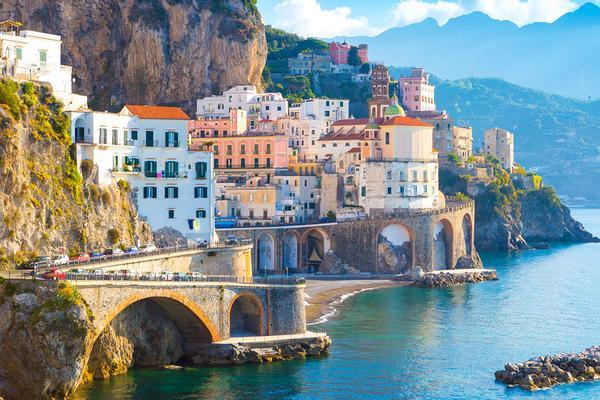 10 Must-See Places on Italy's Alluring Amalfi Coast