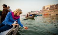 Varanasi, India with A&K