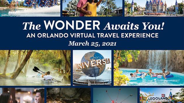 Orlando Virtual Travel Show 2021.