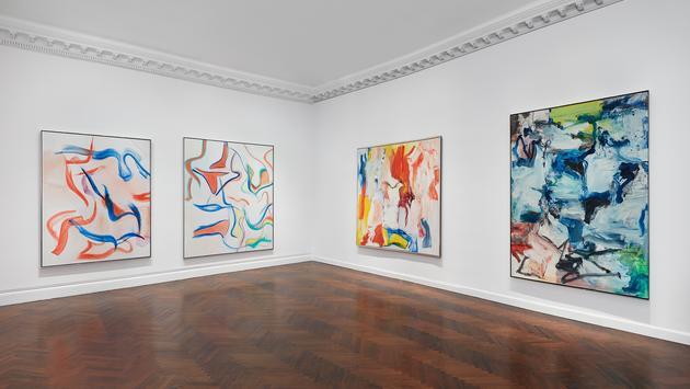 De Kooning: Five Decades – Mnuchin Gallery