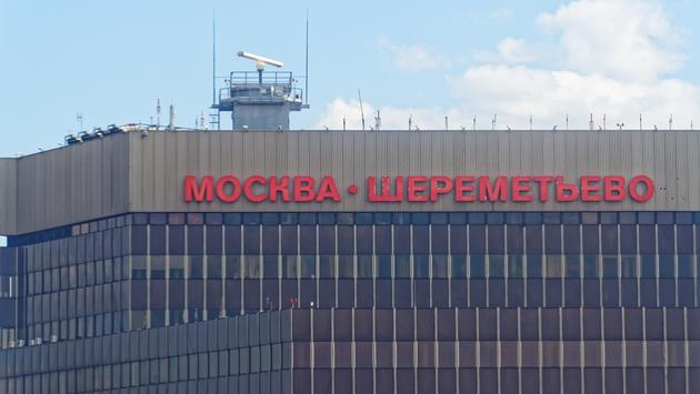 moscow, airport