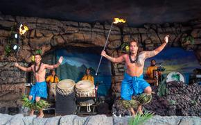 Drums of the Pacific Luau at Hyatt Regency Maui Resort and Spa.