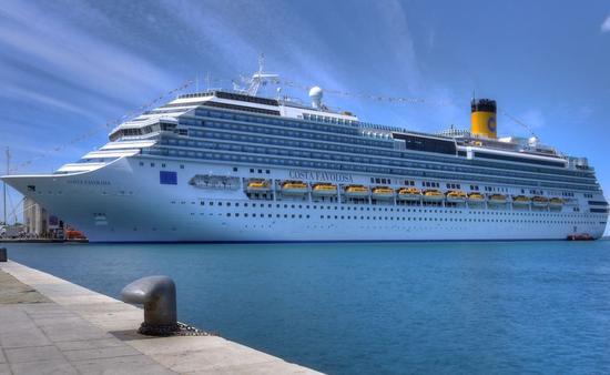 Costa Cruises - Costa Favolosa