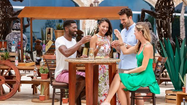 Tequila tasting at Hilton Playa del Carmen