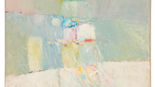George Miyasaki: Abstract Expressionist California (Paintings and Lithographs, 1955-61) – Ryan Lee Gallery