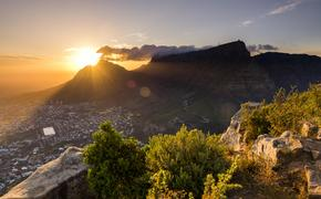 Lions Head viewpoint, Africa