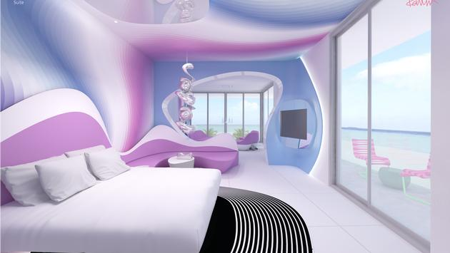 Master Suite, Temptation Miches Resorts