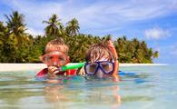 Snorkeling, Costa Rica