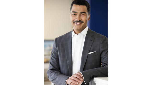 New United Airlines' President Brett J. Hart.