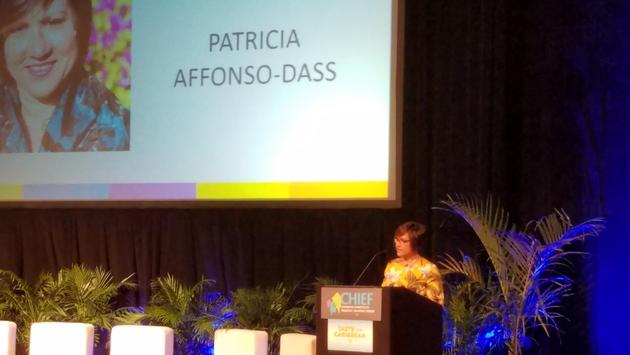Patricia Affonso-Dass, president of the Caribbean Hotel and Tourism Association