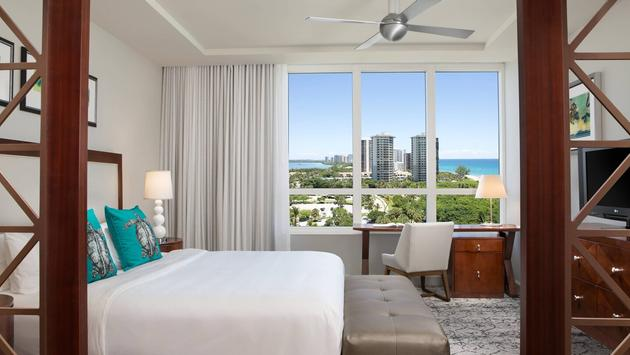 Marriott Palm Beach Room