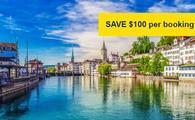 Save $100 Per Booking: Scenic Switzerland from Zurich
