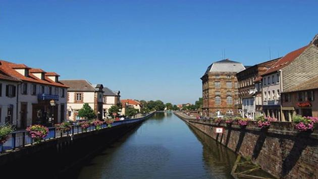 Featured Cruise: France - 7 Day Marne-Rhine Canal