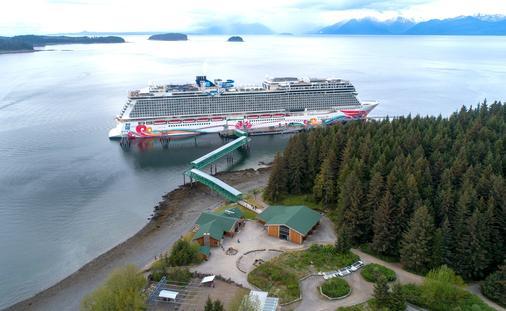Norwegian, cruise, Alaska
