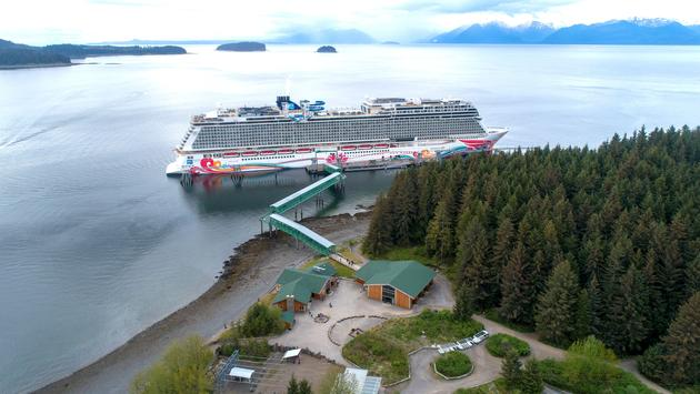 Norwegian, cruise, Alaska