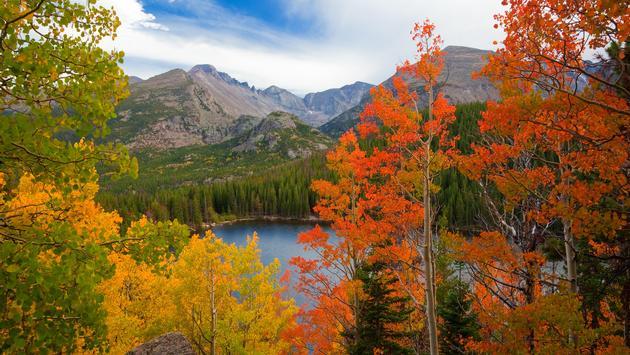 Bear Lake Autumn