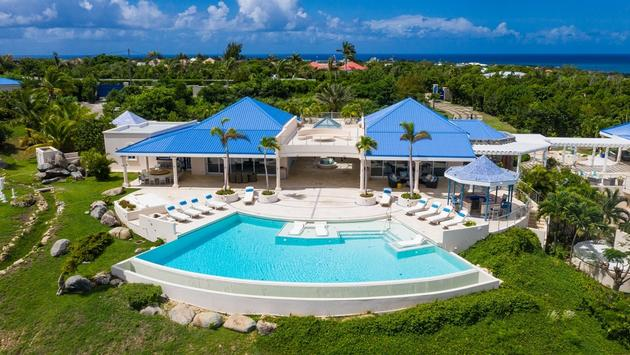 Top Villa Vacation Destinations for 2019