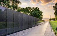 Vietnam Veterans Memorial in Washington, DC
