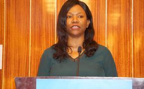 Pamela Ewing, Turks & Caicos Tourism Director