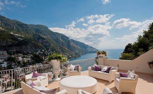 Villa Giulia on Italy's Amalfi Coast