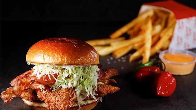 The Chicken Guy! restaurant will open summer 2018 at Disney Springs.