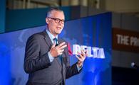 Delta Air Lines CEO, Ed Bastian.