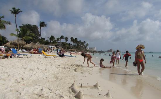 Palm Beach in Ariba