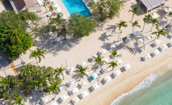 Minitas Beach in the Dominican Republic
