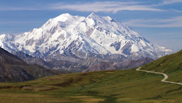 Explore Alaska's National Parks by Rail