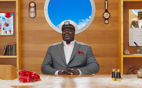 Carnival Cruise Line's Chief Fun Officer Shaquille O'Neal