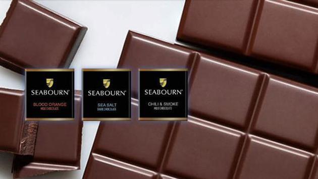 K+M Chocolate aboard Seabourn