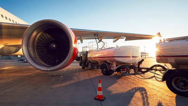 tanker, plane, fuel