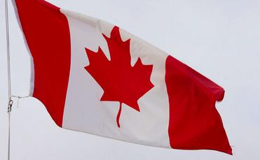 National flag of Canada