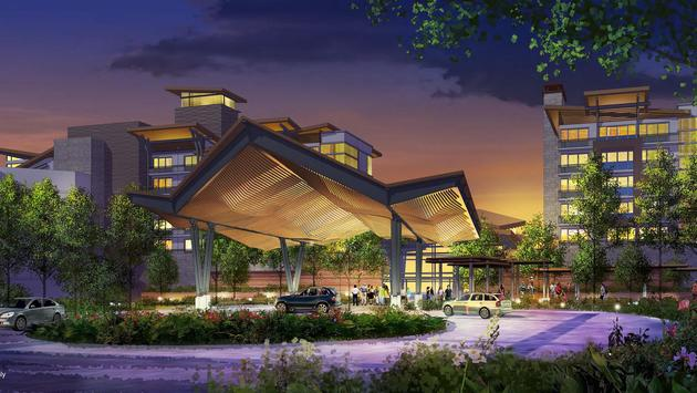 Disney Nature-Inspired Resort