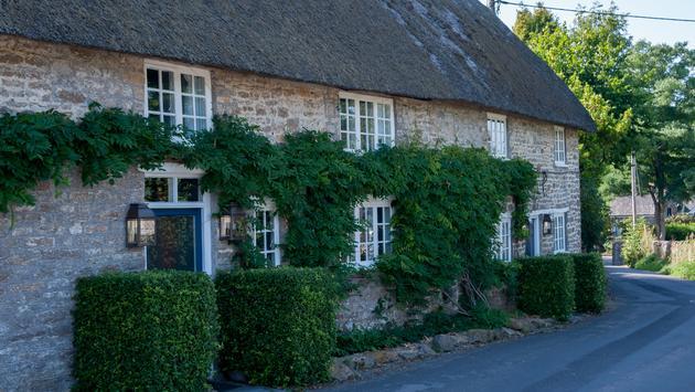 Summer Lane Cottages exterior