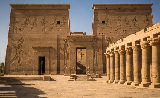 Aswan Temple, Egypt