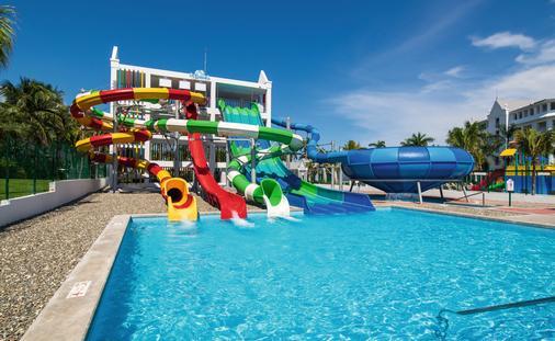 Splash Water World at Riu Ocho Rios