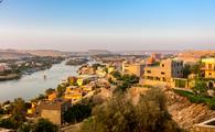 Aswan and Nile